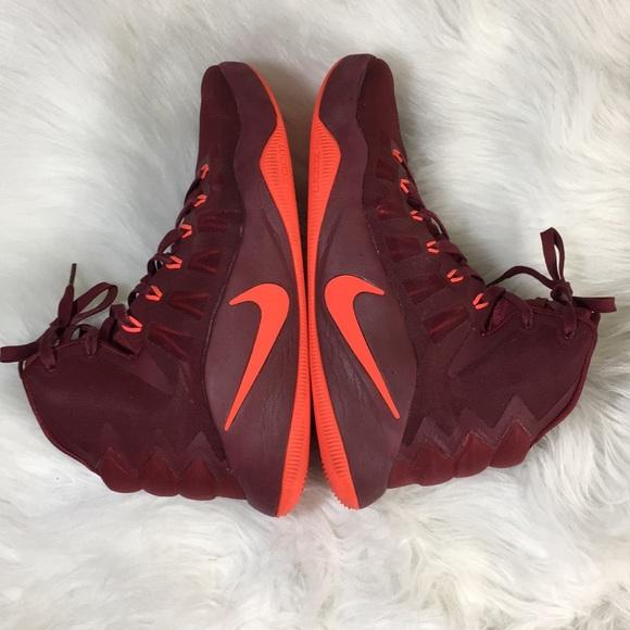00ec878685a5 ... sale nike other nike hyperdunk 2016 maroon orange basketball sz 11  3b543 49c9e